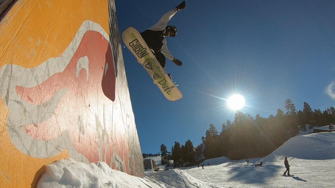 MAYHEM X GILSON SNOWBOARDS